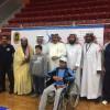ختام منافسات كرة الطاولة لذوي الإعاقات الحركية والشلل الدماغي في القصيم