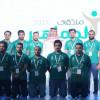 الأمير عبد الله بن مساعد يتوج الخليج بجائزة التميز لملتقى الجماهير الأول 2017