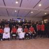 إفتتاح الدورة الدولية لحكام دوري الصالات