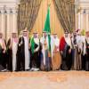 الشيخ الخيارين يحتفل بزواج نجله
