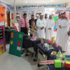 المساعد التعليمي بالاحساء يدشن معرض الوسائل التعليمية