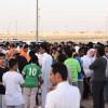 صور من توافد الجمهور السعودي قبل لقاء العراق – عدسة مهران البركاتي