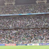 صور من إحماء اللاعبين و الحضور الجماهيري قبل المباراة – عدسة مهران البركاتي