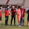 الاتفاق يدشن تدريباته لمواجهة التعاون والدوسري يطالب اللاعبين بصفحة جديدة