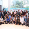 بالصور :مدير جامعة الإمام يفتتح فرع معهد العلوم الإسلامية والعربية في سورابايا الإندونيسية