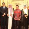 مدير جامعة الإمام يلتقي بمدراء جامعات مكسر الإندونيسية