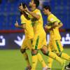 لاعبو الخليج : سعداء بالفوز و منحنا دفعة قوية قبل المواجهات القادمة