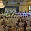حفل تكريم الداعمين واللجان العاملة في مهرجان الزواج الجماعي بالمركز