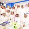 """مؤسسة المقيل الخيرية و""""إعلاميون"""" يقدمان 3 مقاعد دراسية خيرية في الجامعة العربية المفتوحة"""