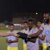 بالصور : النصر يستأنف تدريباته و وليد عبدالله يستلم جائزة أفضل لاعب في لقاء التعاون