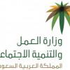 وزير العمل يصدر قراراً بتوطين العمل في المراكز التجارية على السعوديين والسعوديات
