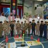 وكيل الوزارة للتعليم نياف الجابري يفتتح معرض السلامة المرورية بمدرسة الامير محمد بن فهد الابتدائية