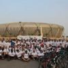 فريق دراج جدة التطوعي يشارك في مناسبة حرس الحدود الخليجي الخامس