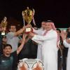 المالية والإدارية يح صد كأس أفتتاح معالي الأمين لكرة القدم