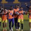 بالصور: النصر يواصل استعداداته على ملعب الأمير عبدالرحمن بن سعود ( يرحمه الله )