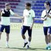 عملية بسيطة تبعد ميسي عن تدريبات برشلونة