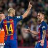 هدف ماسكيرانو يثير الجدل في برشلونة