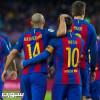 9 فقط ضمنوا البقاء في برشلونة