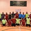 نادي الجوف ثاني المملكة في خماسيات كرة القدم للشلل الدماغي