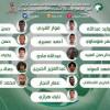 مارفيك يعلن قائمة الأخضر لمعسكر الرياض