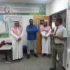 """برنامج """"بكم نماؤنا ودروس التقوية"""" في رحاب نادي الحي بمدرسة الامير محمد بن فهد"""