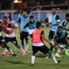 منتخب الشباب يستكمل تدريباته ضمن معسكر الرياض