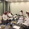 مجلس إدارة جمعية أصدقاء اللاعبين يعقد اجتماعه السادس