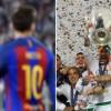 أحزان منتظرة في برشلونة بسبب ريال مدريد