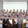 محافظ الدرعية يرعى حفل تخرج المعهد السعودي للالكترونيات