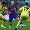 إنييستا يعلق على تمديد تعاقده مع برشلونة