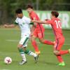 منتخب الشباب يخسر ودياً أمام كوريا الجنوبية بثلاثية لهدف