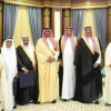 الأمير فيصل بن سلمان يستقبل إدارة النادي ويشيد بصعود أحد لدوري جميل