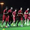 الفيصلي يختتم تحضيراته للقاء الاهلي في نصف نهائي كأس الملك