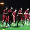 الفيصلي يحفز لاعبيه قبل مواجهة الأهلي