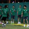 الأخضر يؤدي تدريباته ضمن معسكر الرياض بتمارين لياقية وتكتيكية