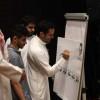 تغطية المؤتمر الصحفي لمدرب الهلال دياز ولوحة الشكر للقوات العسكرية ( عدسة طريخم محمد )