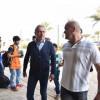 تغطية حضور مدرب المنتخب و نجوم الأهلي السابقين ( عدسة خالد السفياني )