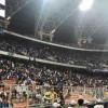 صور حضور جماهير الهلال قبل المباراة بساعة ( عدسة طريخم محمد )