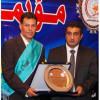 رئيس نادي الفيصلي المدلج سفيراً لحقوق الانسان والنوايا الحسنة