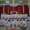 الباش يكرم منسوبي مدرسة الامام جعفر الصادق الثانويه