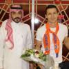 جالكا يصل الى الرياض لقيادة فريق الفيحاء