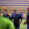 غوميز : النصر جاهز بدنياً ونسعى لإكتمال جاهزيتنا التكتيكية