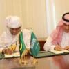وزير العمل والتنمية الاجتماعية يوقع اتفاقية ثنائية مع وزيرة الوظيفة والعمل الموريتانية لاستقدام العمالة المنزلية المدربة