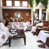 إجتماع بين إدارة الاتحاد السابقة والحالية لمناقشة أوضاع النادي
