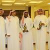 نواف العابد يزور جمعية أصدقاء لاعبي كرة القدم الخيرية