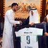 السومة يشكر الأمير خالد الفيصل