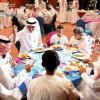 نادي الرياض يقيم مأدبة إفطار على شرف أبناء جمعية إنسان
