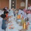 نادي الفيحاء يقيم افطار جماعي لأبناء جمعية انسان
