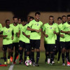 بالصور:النصر يعلن برنامج فريق كرة القدم للفترة القادمة ويواصل تدريباته اليومية على ملعب الرمز