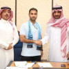 النهضة يوقع رسمياً مع المدرب سعد الشهري